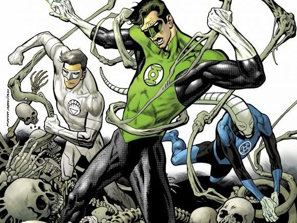 Hope is a Light That Can't Be Extinguished in Hal Jordan and The Green Lantern Corps #15