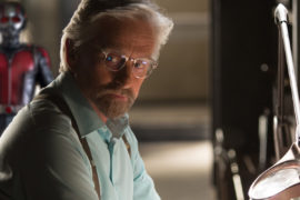 Michael Douglas Confirmed for 'Ant-Man and the Wasp'