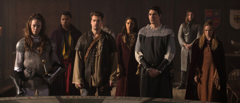Legends of Tomorrow, raise your swords and ride to Camelot! 2X12 Review
