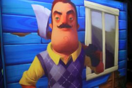 Tread lightly as we check out Hello Neighbor at PAX South