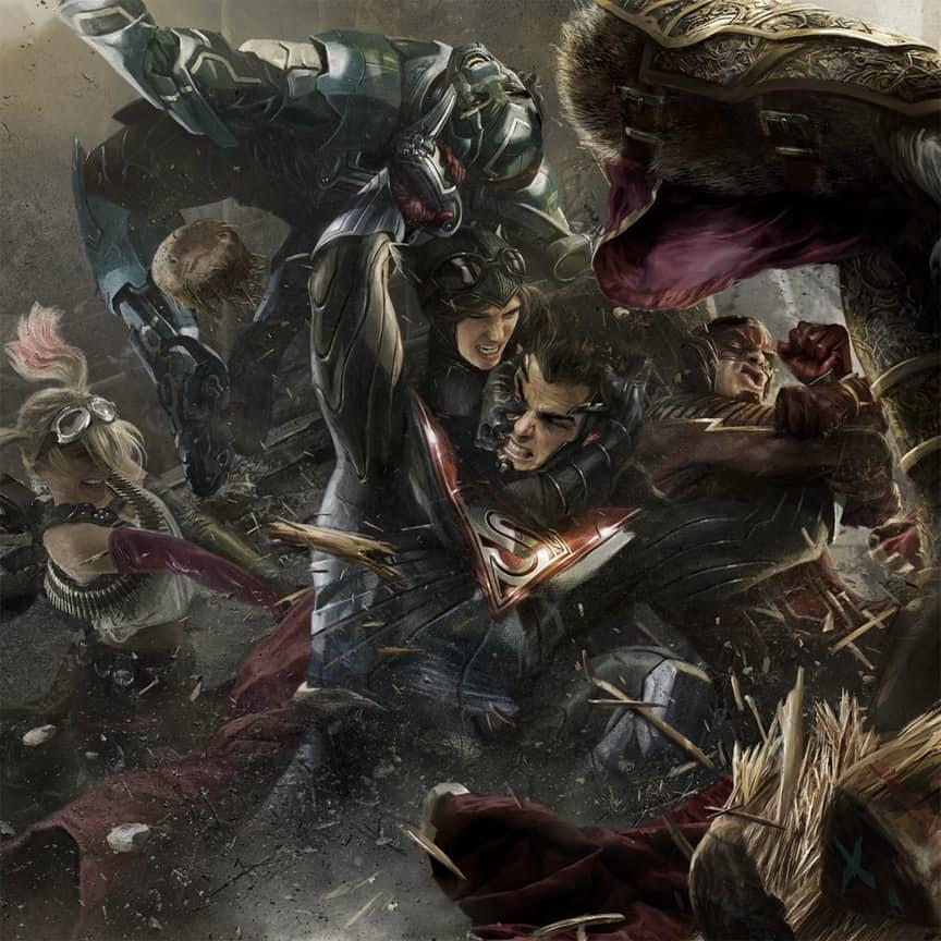 Evil Rises Again in Injustice 2 Shattered Alliances Trailer Part 1
