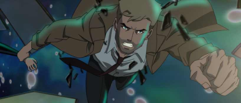 A New Kind of Hero Emerges with the Release of Justice League Dark
