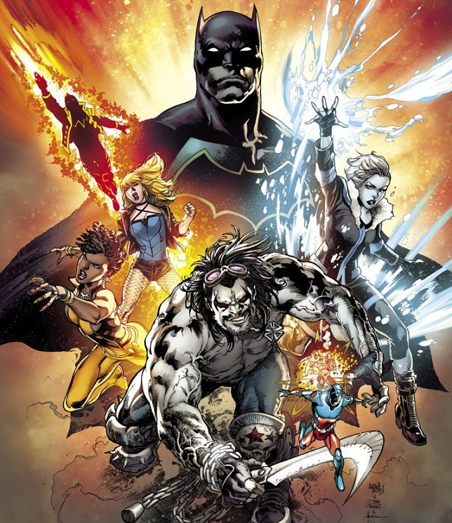 Batman plans to make heroes out of misfits in Justice League of America Rebirth #1 REVIEW