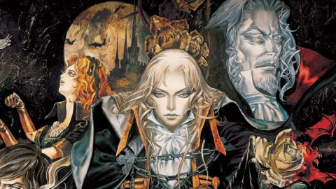 Castlevania Series Announced with Legendary Writer Attached