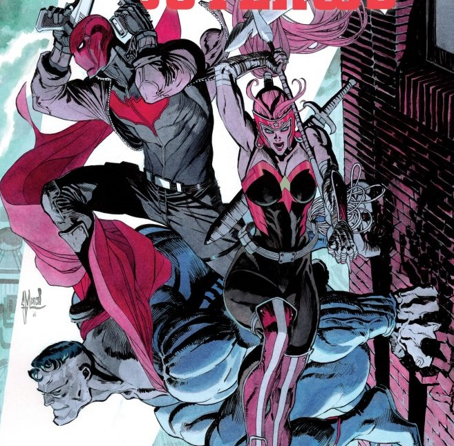 Gentle Jason in Red Hood and the Outlaws #7 Review