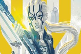 Jaylah's Big Day Out in Star Trek Boldy Go #5 REVIEW