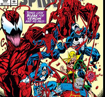 Comic Noobs Show #72: Symbiophobia