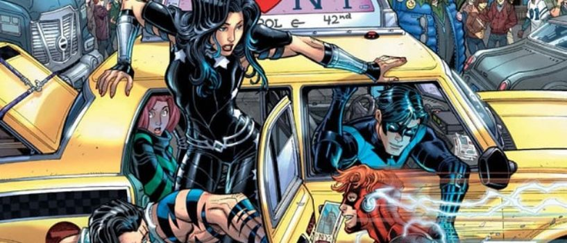 Something for the Fans in Titans #8 Review