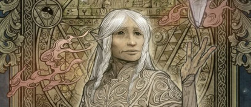 The Cost of Saving a World in The Power of the Dark Crystal #1 Review