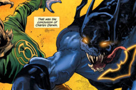 Fear consumes Gotham in Green Lanterns #17 Exclusive Preview