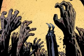 Fighting for Survival in The Walking Dead 163 Review