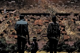 The Odd Couple in The Walking Dead 164 Review