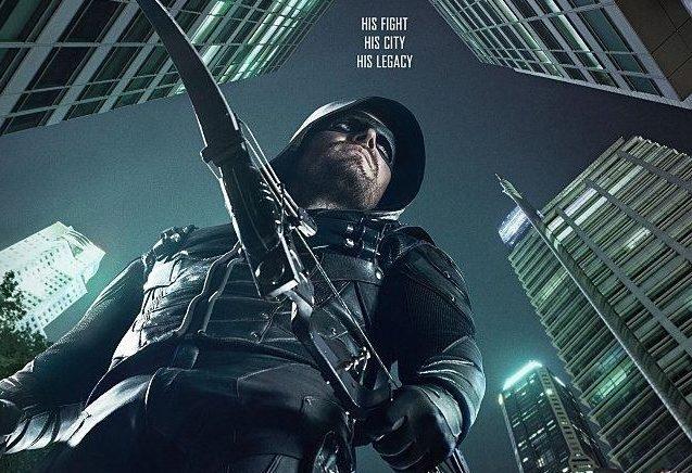 The Man With A Gun an Arrow 5X15 REVIEW