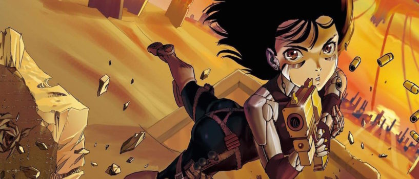 Fox's Big Screen Alita: Battle Angel Boasts Oscar Winning Talent