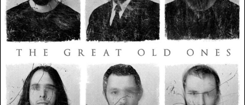 THE GREAT OLD ONES kick off European tour