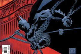 Four Days a Batman #17 REVIEW