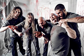 BENIGHTED release new album, 'Necrobreed' via Season of Mist