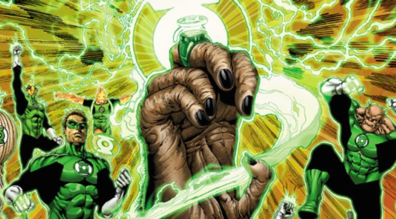 Damn It All To Hell Planet of the Apes/Green Lantern #1 REVIEW