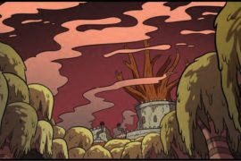 Finn Meets A Future Incarnation in Adventure Time #61 Review