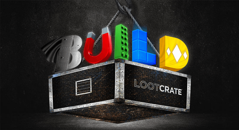 February's Loot Crate inspires you to BUILD