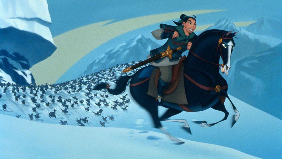 Disney's Live Action Mulan Finds Director