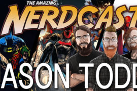 The Amazing Nercast #49: Jason Todd