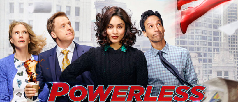 Wayne or Lose – Powerless S1xE01 Review