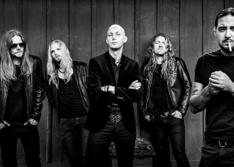 "SOEN Reveals New Music Video for ""Opel"""
