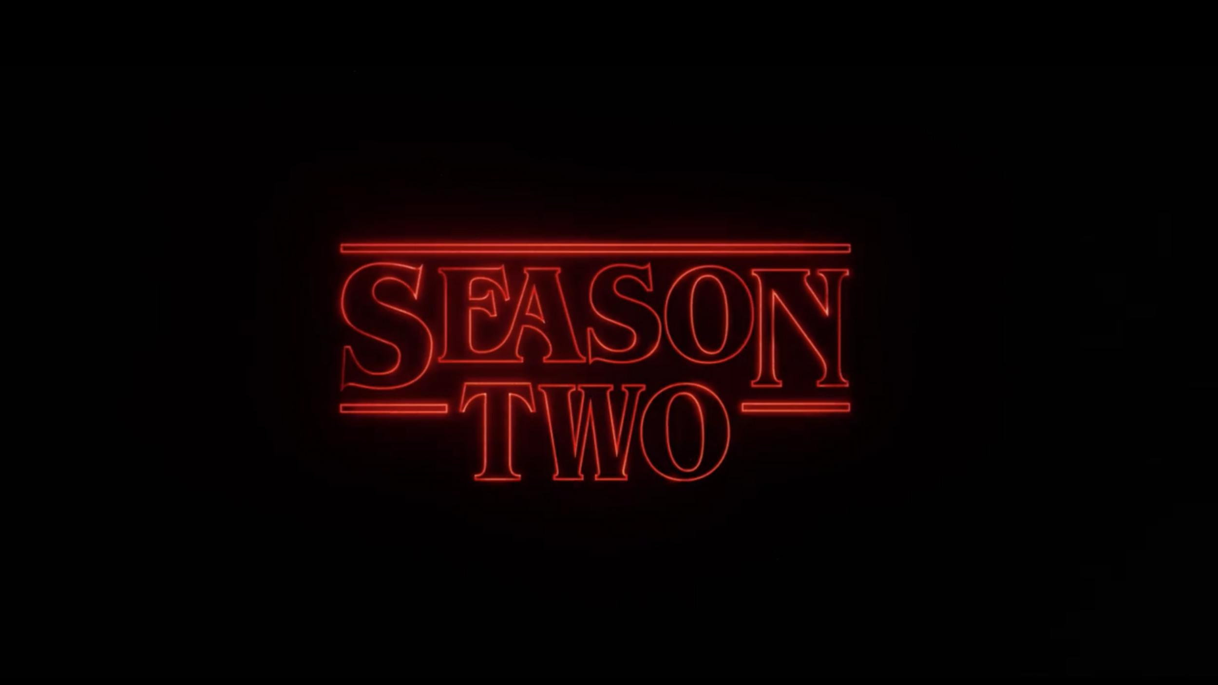 Strangers Things Season 2 Big Game Teaser