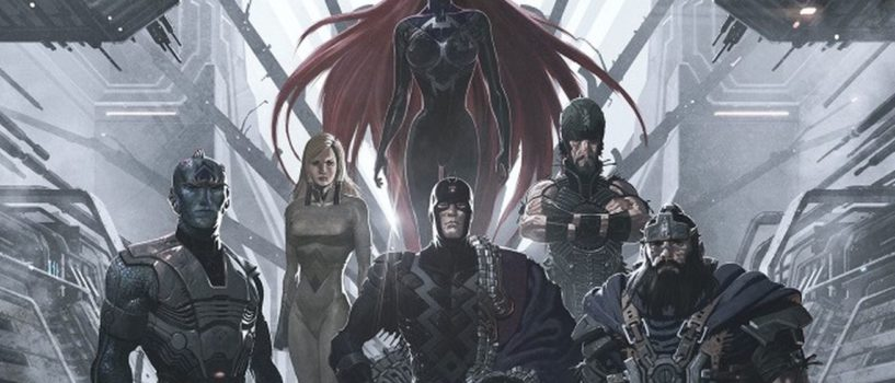 Game of Thrones Big Bad Joins The Inhumans