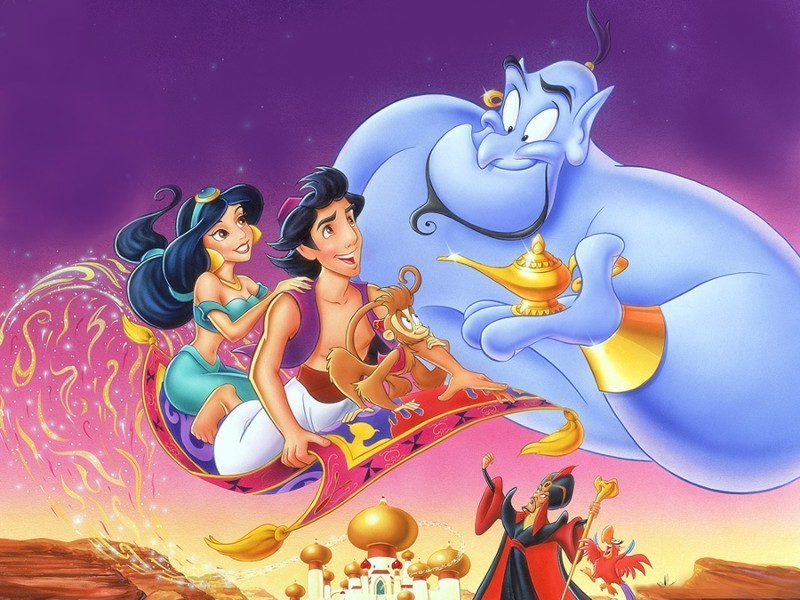 Disney's Live Action Aladdin Film Starts Search for Its Leads