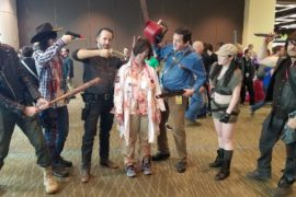 Emerald City Comic Con 2017 Cosplay Gallery