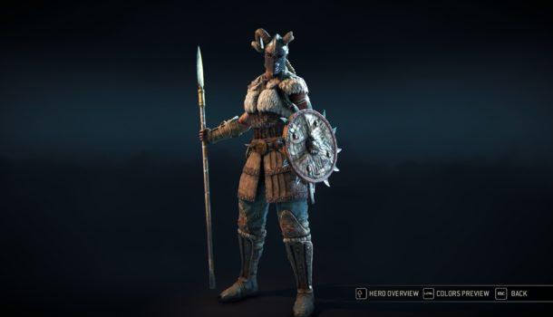 ForHonor, For Betrayal and Brutality, The Ides of March
