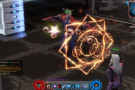 Two members of the Illuminati tackle Monday Morning Midtown Madness in Marvel Heroes!