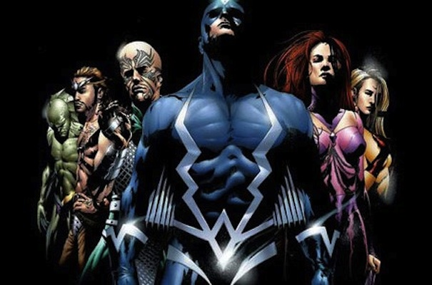 First Photos from the Set of Marvel's Inhumans