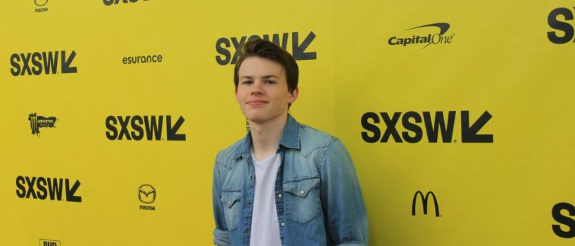 We speak with 'Walking Out' actor, Josh Wiggins on his role in the film during SXSW