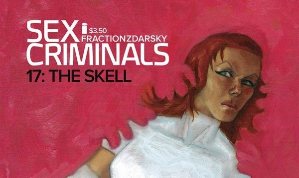 Sex Criminals #17 REVIEW
