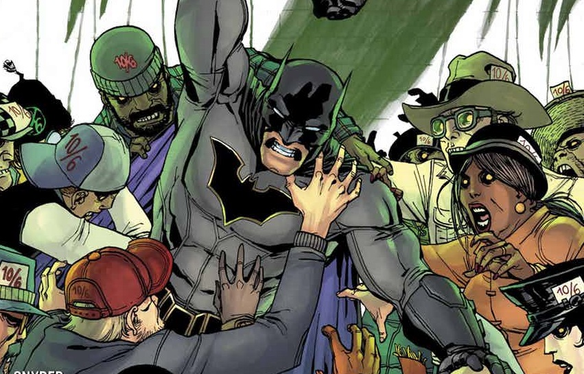 All-Star Batman #8 Review