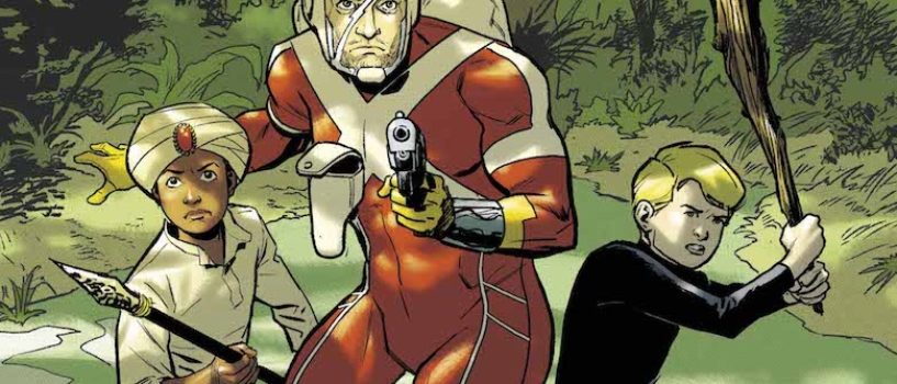 Adam Strange/ Future Quest Annual #1 Review