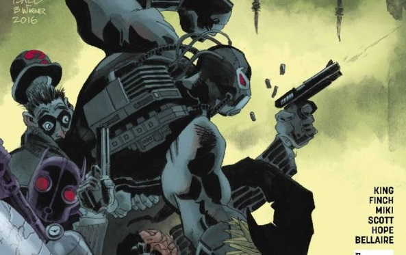 Batman #19 REVIEW