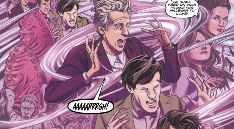 Twelfth Doctor Adventures Year Two: Invasion of the Mindmorph Pt.2 REVIEW