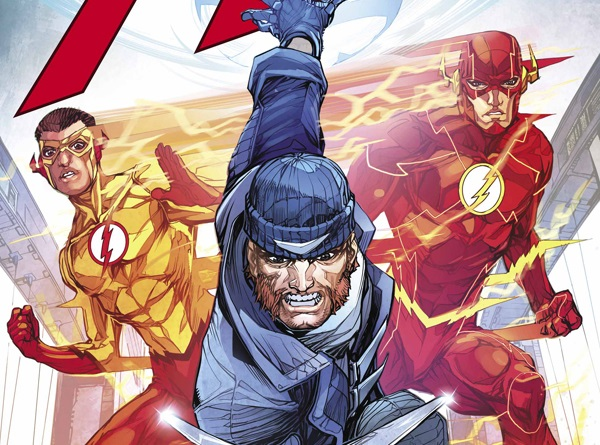 Daddy Issues Always Lead to Trouble in The Flash #18 Review
