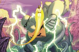 Future Quest #11 Review