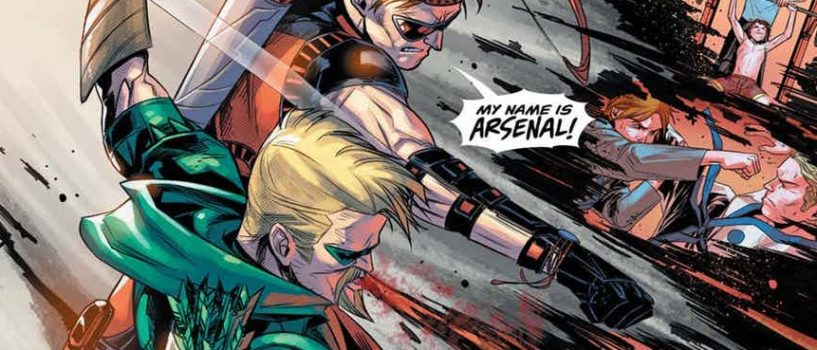 Green Arrow #19 Review
