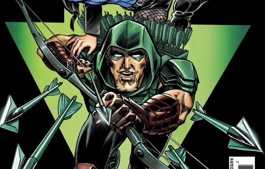 Return of the Protégé in Green Arrow 18 Review