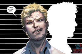 Hellblazer #8 EXCLUSIVE PREVIEW