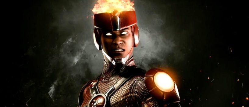FIRESTORM JOINS THE FIGHT IN INJUSTICE 2