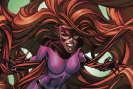 Marvel's Inhumans has Found its Medusa