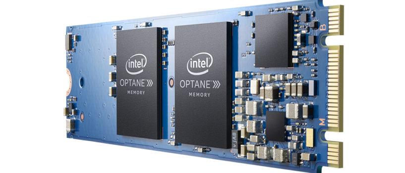 Intel announces Optane Memory for the desktop