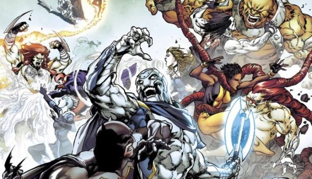 Diplomatic Immunity!!!! In Justice League of America #2 Review
